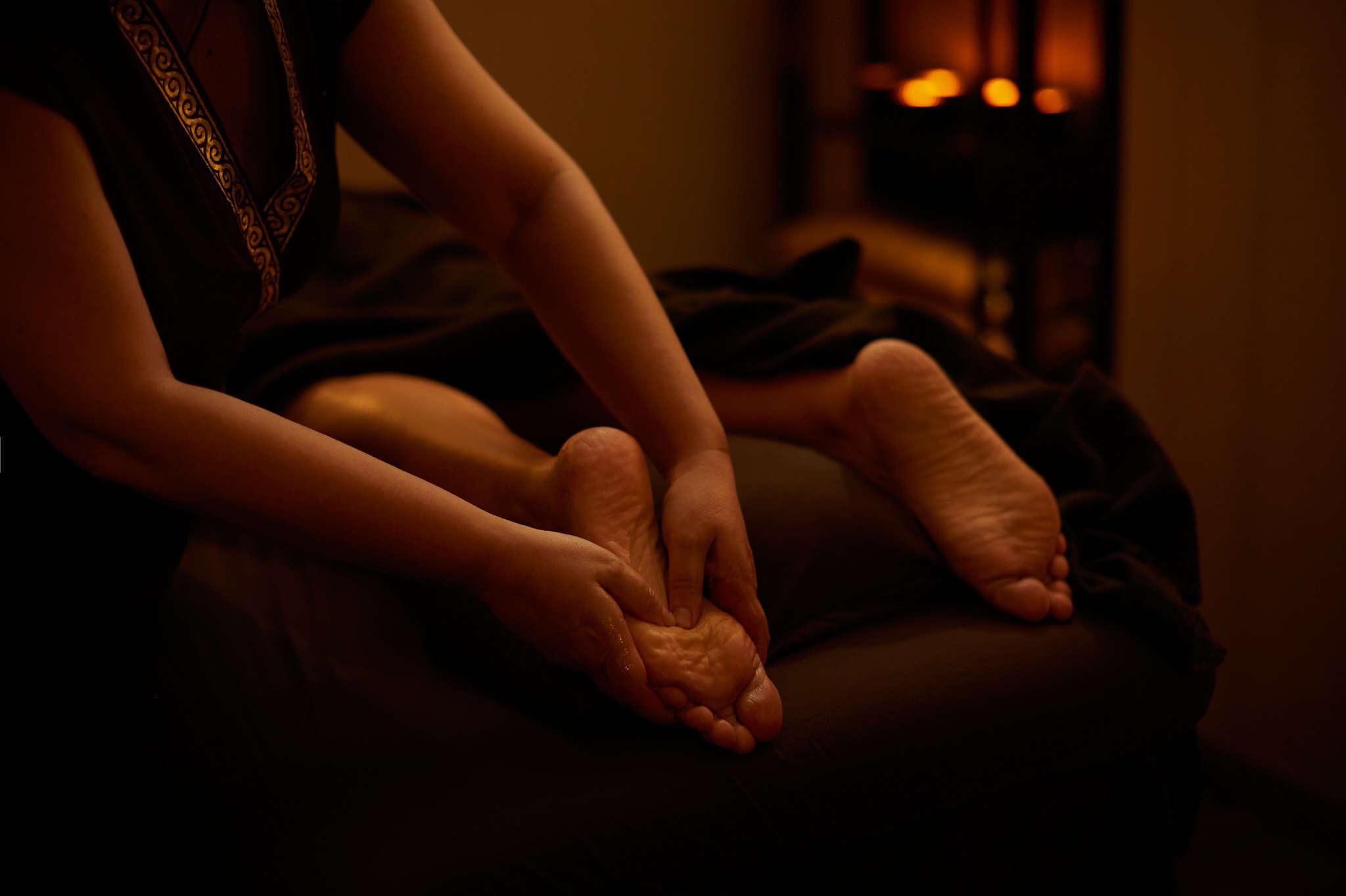masaje reflexo hammam